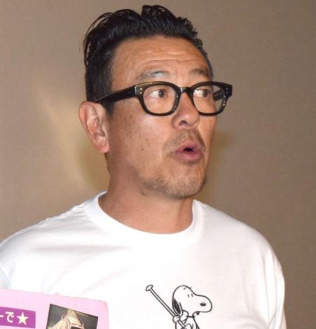 映画『ドーベルマン刑事』のトークショーに出席した清水圭 (C)ORICON NewS inc.