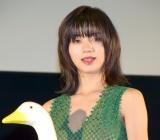 『ルームロンダリング』上映前舞台あいさつに登壇した池田エライザ (C)ORICON NewS inc.