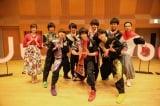 """祭nine.『Uta-Tube』のスタジオライブで「""""祭がおこった!""""」メンバーのスゴ技も披露"""