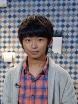 4月21日放送、NHK・BSプレミアム『トイレの話 大なり小なり』に出演する加藤清史郎(C)NHK