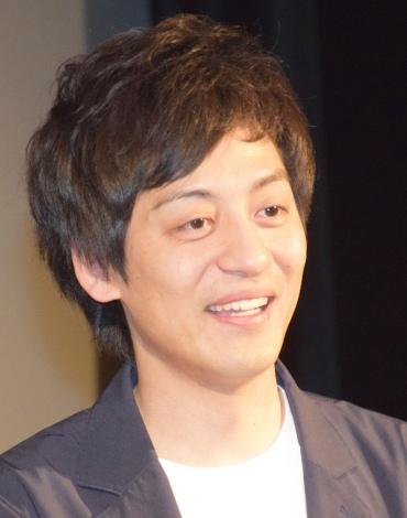 『耳を腐らせるほどの愛』舞台あいさつに登壇した村田秀亮 (C)ORICON NewS inc.