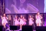 日本デビュー曲「TinkerBell」の発売記念イベントを開催したApril(写真:柴田恵理)
