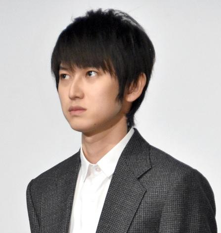 映画『いぬやしき』の初日舞台あいさつに出席した本郷奏多 (C)ORICON NewS inc.