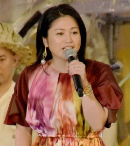 『沖縄国際映画祭』エンディングライブに出演した夏川りみ (C)ORICON NewS inc.