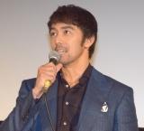 鶴橋監督への敬意を語った (C)ORICON NewS inc.