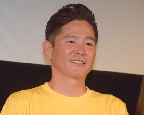 『マイフェイバリットムービー 〜Thanks to MOVIE&OKINAWA〜』に参加した川田広樹 (C)ORICON NewS inc.