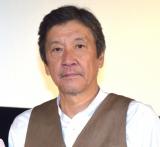 映画『洗骨』舞台あいさつに登壇した奥田瑛二 (C)ORICON NewS inc.