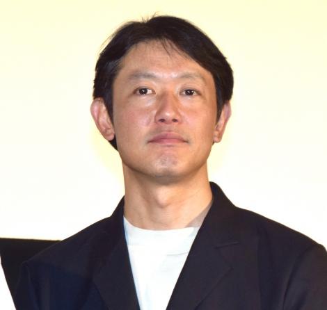 映画『洗骨』舞台あいさつに登壇した筒井道隆 (C)ORICON NewS inc.