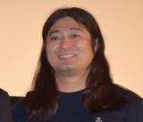映画『洗骨』舞台あいさつに登壇した鈴木Q太郎 (C)ORICON NewS inc.
