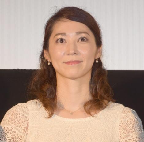 映画『洗骨』舞台あいさつに登壇した前原エリ (C)ORICON NewS inc.