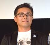 映画『洗骨』舞台あいさつに登壇した山城智二 (C)ORICON NewS inc.