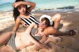 『ViVi』6月号でトレンド水着を披露する藤田ニコル&瑛茉ジャスミン