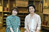 23日に初回を迎えるTBS系月1番組『ムビふぁぼ』に出演する内田真礼、健太郎 (C)TBS