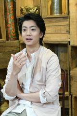 23日に初回を迎えるTBS系月1番組『ムビふぁぼ』に出演する健太郎(C)TBS