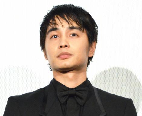 映画『空飛ぶタイヤ』(6月15日公開)舞台あいさつに登壇した中村蒼 (C)ORICON NewS inc.