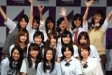 "AKB48の公式ライバル・乃木坂46の""暫定""選抜メンバー16人 (C)ORICON DD inc."
