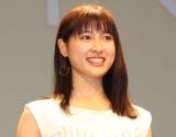 映画『となりの怪物くん』直前イベントに登壇した土屋太鳳 (C)ORICON NewS inc.
