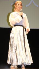 映画『となりの怪物くん』直前イベントに登壇した西野カナ (C)ORICON NewS inc.