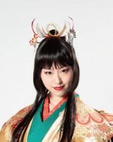 出雲阿国役の花奈澪