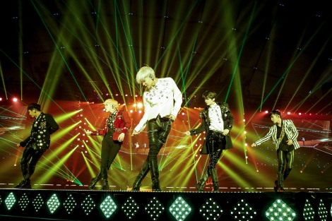 SHINeeの初ベスト『SHINee THE BEST FROM NOW ON』がアルバムランキング1位