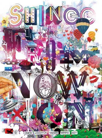 SHINeeの初ベストアルバム『SHINee THE BEST FROM NOW ON』初回限定盤