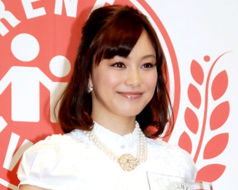 蛯原英里氏 (C)ORICON NewS inc.