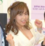 グラビアタレント・白川未奈、プロレスデビュー表明「時は来た!」