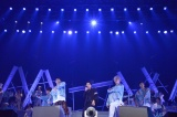 全国ツアー『SKY-HI TOUR 2018-Marble the World-』の千葉・幕張メッセイベントホール公演より
