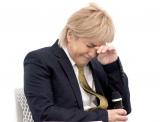 会見では涙する場面も(C)ORICON NewS inc.