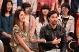 25日放送のフジテレビ系『梅沢富美男のズバッと聞きます!』に出演する森泉、森勉 (C)フジテレビ