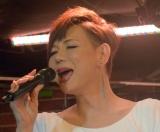 ミッツ・マングローブ=1stアルバム『化粧室』のリリース記念パーティーの様子 (C)ORICON NewS inc.