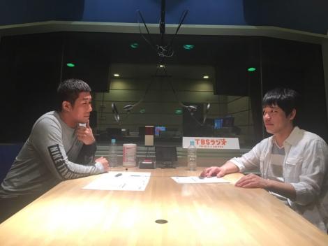『たまには2人で話しませんか?』に出演する麒麟(C)TBSラジオ