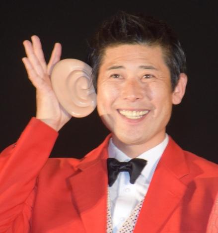 マギー審司=映画『ランペイジ 巨獣大乱闘』ジャパンプレミア (C)ORICON NewS inc.