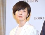 『Cinder Ella〜ある愛と自由の物語〜』制作発表会に出席した本谷有希子 (C)ORICON NewS inc.
