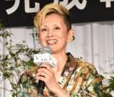 映画『Vision』の完成報告会見に出席した夏木マリ (C)ORICON NewS inc.