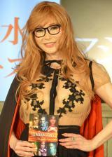 海外ドラマ『マジシャンズ』のDVDリリース記念イベントに出席した叶美香 (C)ORICON NewS inc.