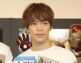 『ブラックパンサー』MovieNEX発売決定イベントに出席した小野賢章 (C)ORICON NewS inc.