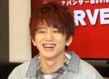 『ブラックパンサー』MovieNEX発売決定イベントに出席した花村想太 (C)ORICON NewS inc.