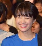 映画『恋は雨上がりのように』完成披露試写会に出席した清野菜名 (C)ORICON NewS inc.