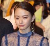 映画『恋は雨上がりのように』完成披露試写会に出席した山本舞香 (C)ORICON NewS inc.