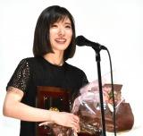 『第27回日本映画プロフェッショナル大賞』の授賞式に出席した松岡茉優 (C)ORICON NewS inc.