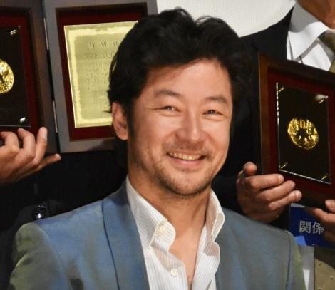 『第27回日本映画プロフェッショナル大賞』の授賞式に出席した浅野忠信 (C)ORICON NewS inc.