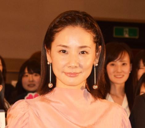 サムネイル 映画『ラブ×ドック』大人女性限定試写会に出席した吉田羊 (C)ORICON NewS inc.