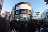 東京・新宿ユニカビジョンでは約2週間にわたり「SHINee特集」を放映