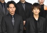 三代目 J Soul Brothers(左から)山下健二郎、岩田剛典 (C)ORICON NewS inc.