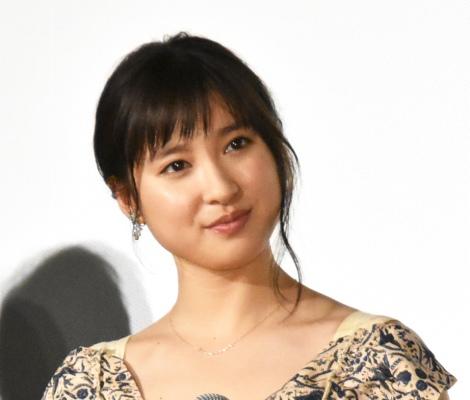 映画『となりの怪物くん』初日舞台あいさつに出席した土屋太鳳 (C)ORICON NewS inc.