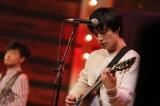 4月28日放送、『Uta-Tube』ゲストは緑黄色社会(小林壱誓)(C)NHK