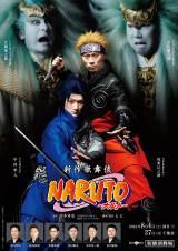 坂東巳之助がナルト、中村隼人がサスケ 新作歌舞伎『NARUTO-ナルト-』