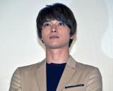 吉沢亮=映画『ママレード・ボーイ』公開記念舞台あいさつ (C)ORICON NewS inc.