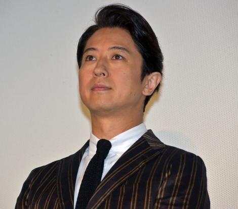 谷原章介=映画『ママレード・ボーイ』公開記念舞台あいさつ (C)ORICON NewS inc.
